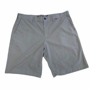 Hurley Nike Drift Men's Gray Shorts Size 36